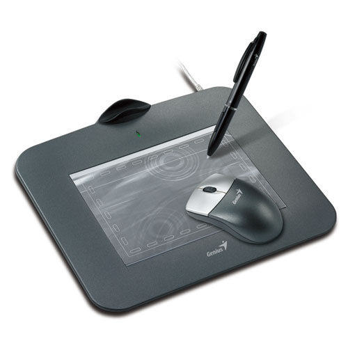 Genius G-Pen F610 Ultra Slim Graphics Tablet