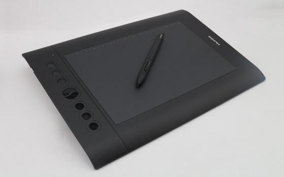 Huion H610 Pro Graphics Tablet Review Graphics Tablet