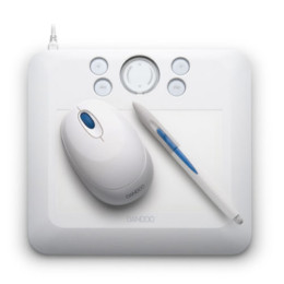 small graphics tablet