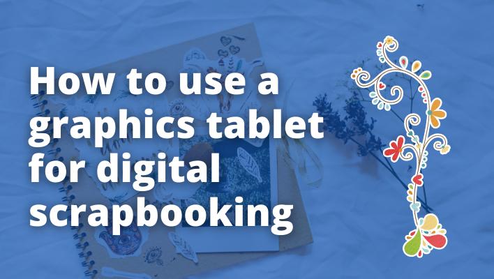 digital scrapbooking