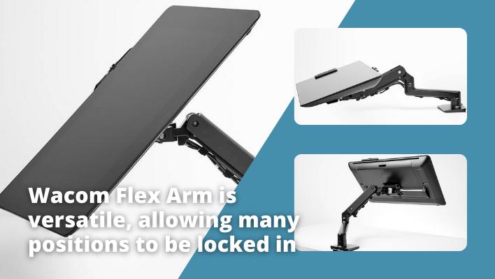wacom flex arm